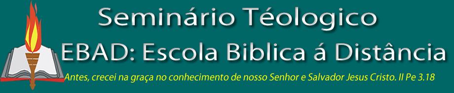 EBAD:Escola Biblica á Distância
