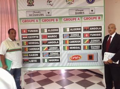 Copa Africana de NAciones, clasificatorio al Mundial de Qatar | Mundo Handball