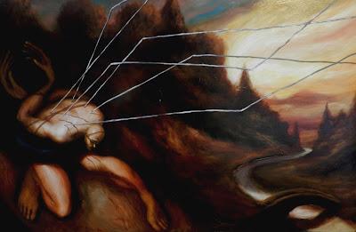 Crónicas del dolor, por Abisay Puentes
