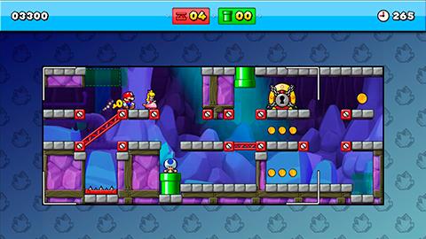 pantalla-Mario-DonkeyKong-TippingStars