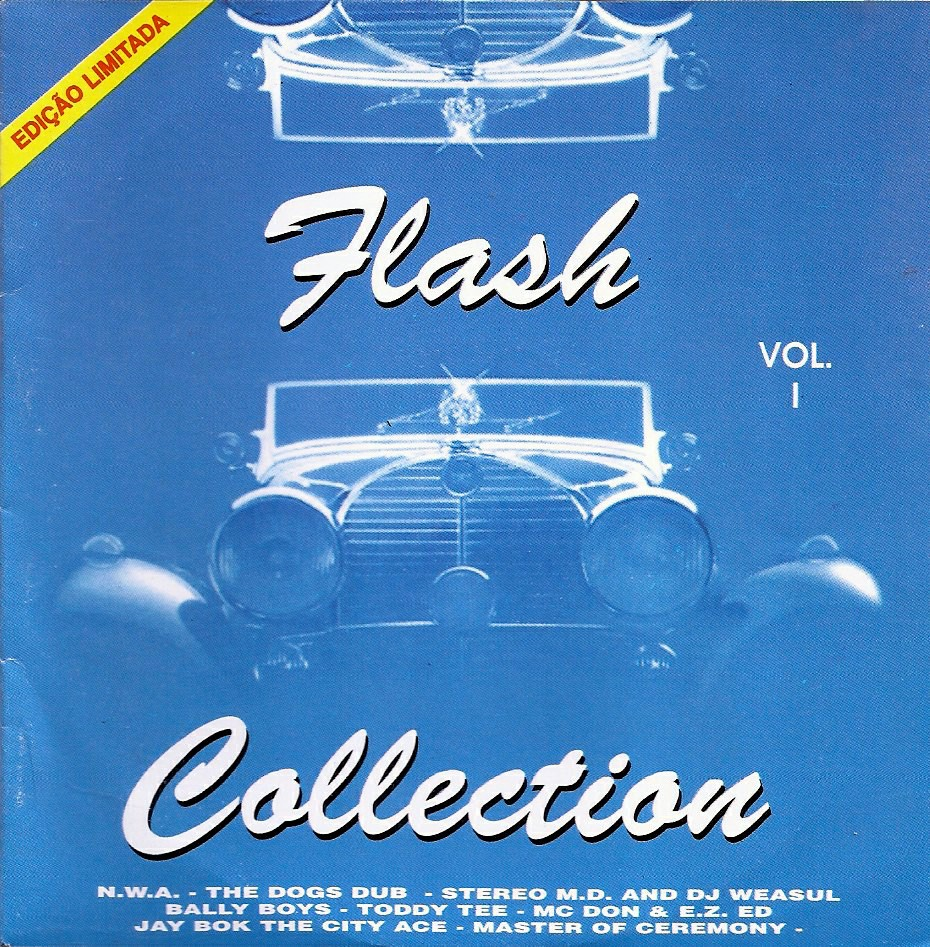 FLASH COLLECTION VOL. 1 - CD RARCISMO