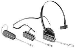 W745 Wireless Office Headset from Plantronics