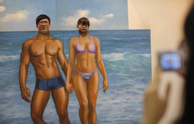 Lukisan 3D Terbaik di DUNIA