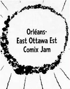 Orleans Comix Jam art scans