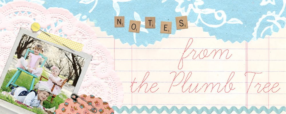 Notes from the Plumb Tree