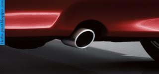 Nissan sentra car 2013 exhaust - صور شكمان سيارة نيسان سنترا 2013