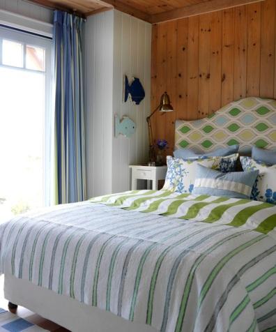 bedroom by Sarah Richardson