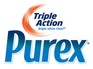 Purex Triple Action logo