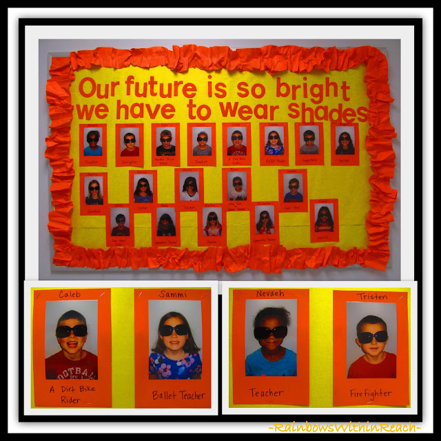 "photo of: ""Our Future is so Bright"" Bulletin Board via RainbowsWithinReach"
