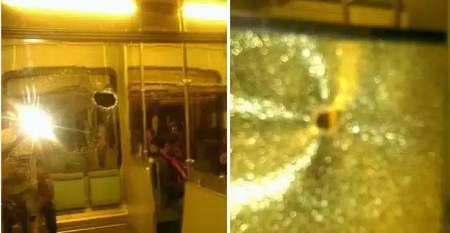 Σοκ: Πυροβόλησαν τρένο στο Μενίδι - Κάποιοι θέλουν αποσταθεροποίηση της χώρας