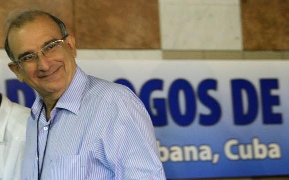 Humberto de la Calle en Cuba