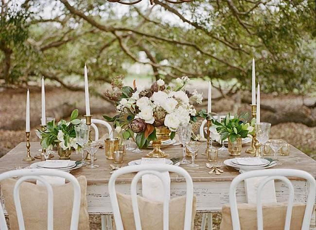 My Wedding: Buscando el tema de la boda