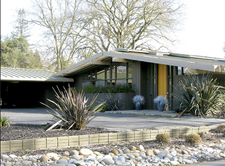 Love to live in maplewood south orange chosing your for Mid century modern ranch house plans