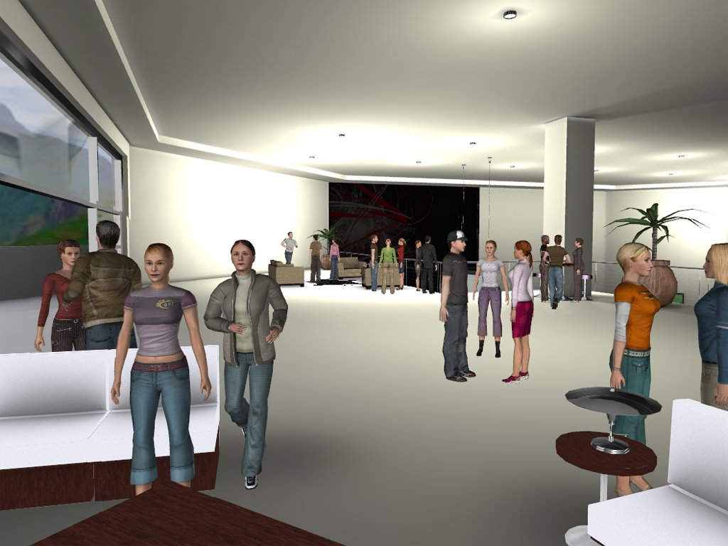 3d virtual world hectorlorenzo blogspot com exitrealityapartment