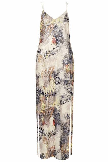 sequin dress topshop