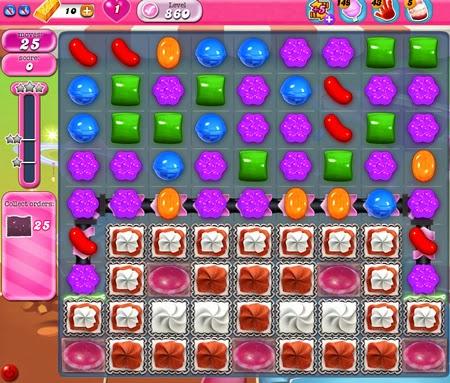 Candy Crush Saga 860