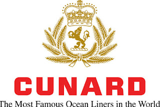 Cunard Logo - Queen Elizabeth and Queen Victoria Meet in Flaam Norway