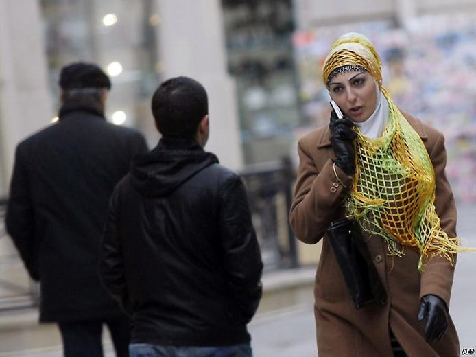 Как красиво завязывать хиджаб (Фото) - Женская жизнь 38
