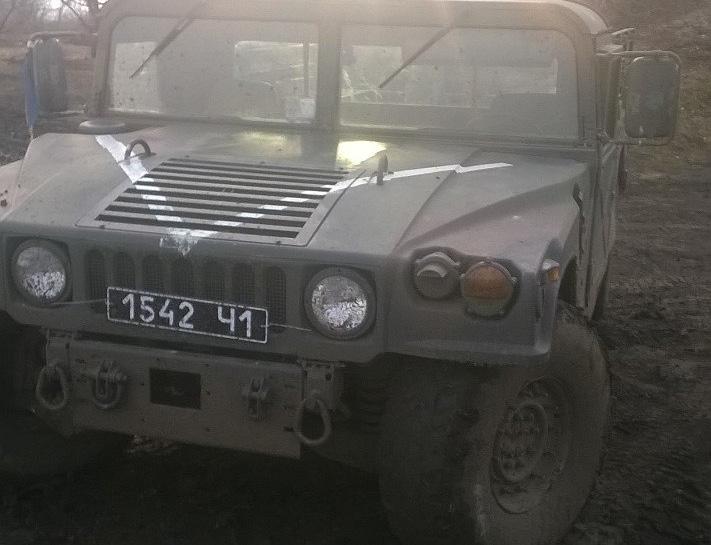 HMMWV M1097A2 1542 Ч1
