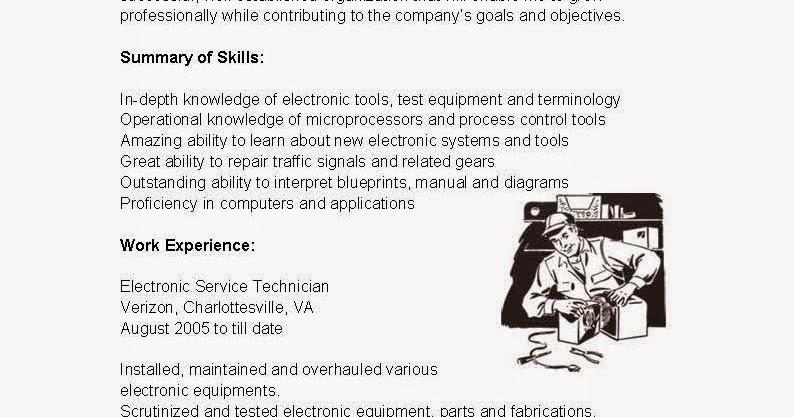 Help Desk Technician Resume Templates