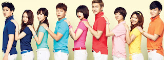 Super Junior fx SPAO S/S 2013 8