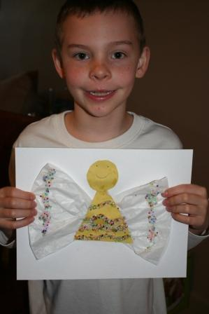 Our Hope Is In The Lord: Christmas Crafts