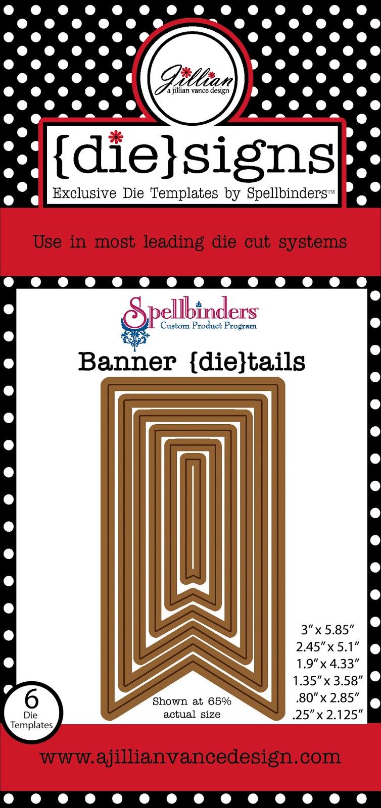 Banner Dietails die set