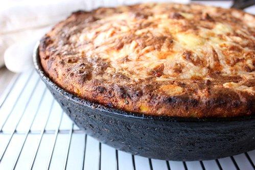 The Bojon Gourmet: Sweet Corn Cheddar Spoonbread