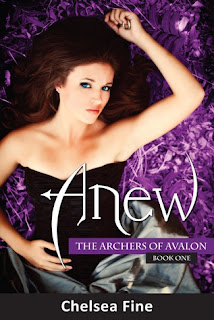 Book Review: Anew by Chelsea Fine + Giveaway!