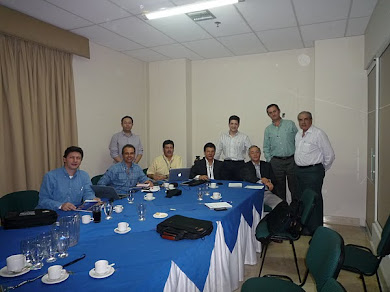 Creación del Capítulo. Barranquilla,  Diciembre 2010