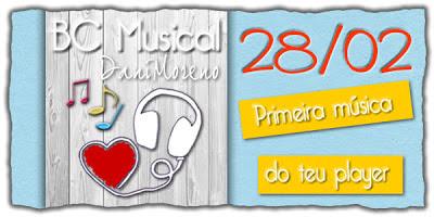 Blogagem Coletiva Musical da Dani Moreno