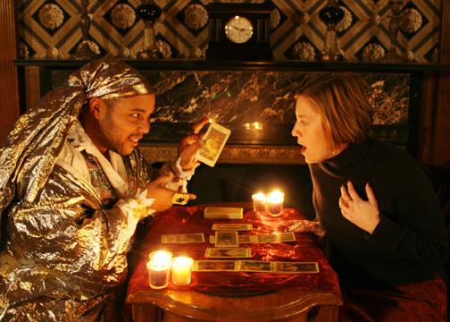 Card reading spreads week