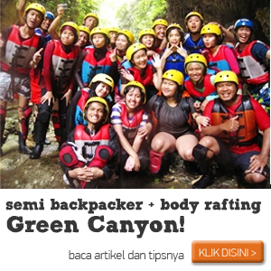 backpacker green canyon