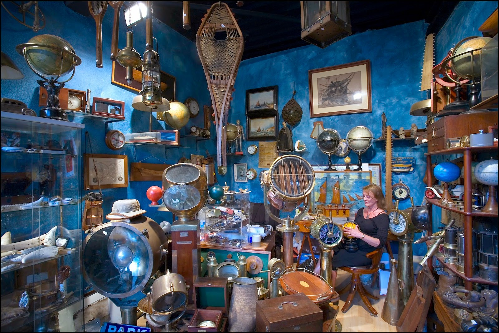 Where to store valuable collectible items