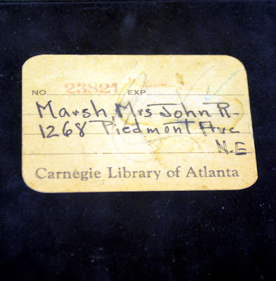 Margaret Mitchell at Central Library