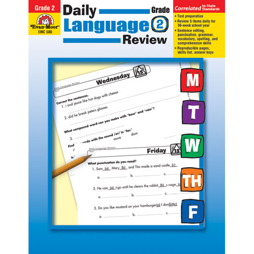 Daily Language Review Grade 7 Worksheets Worksheets for all ...