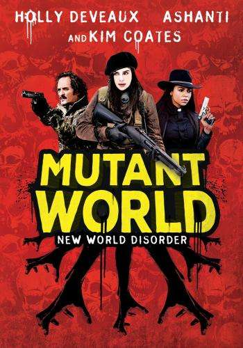 Mutant World DVDRip Latino