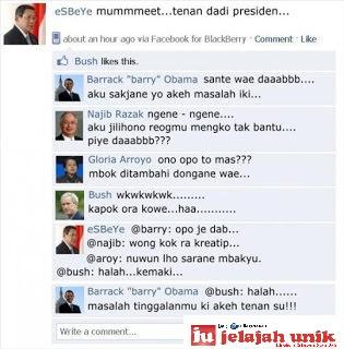 100 Status Facebook Lucu dan Gokil Abiiz