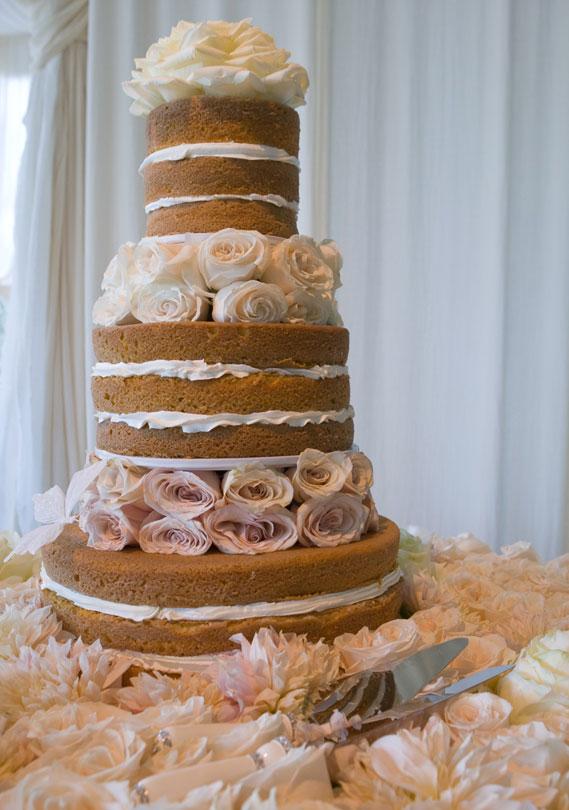 White Rose Weddings, Celebrations & Events: Celebrity Wedding Cakes