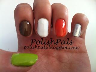 Sports Nails