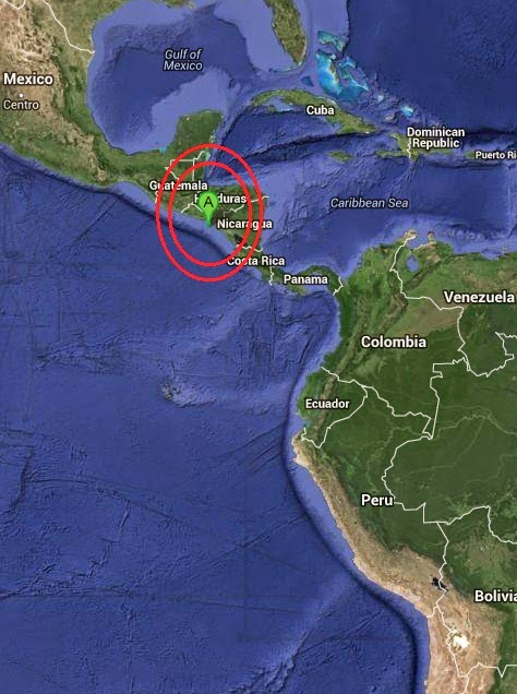 Magnitude 7.3 Earthquake of Jiquilillo, Nicaragua 2014-10-14
