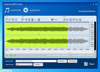 Freemore Audio Video Suite - MP3 Cutter