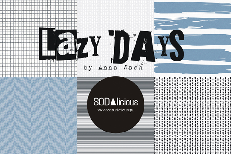 lazy days sodalicious, scrapbooking, scrap