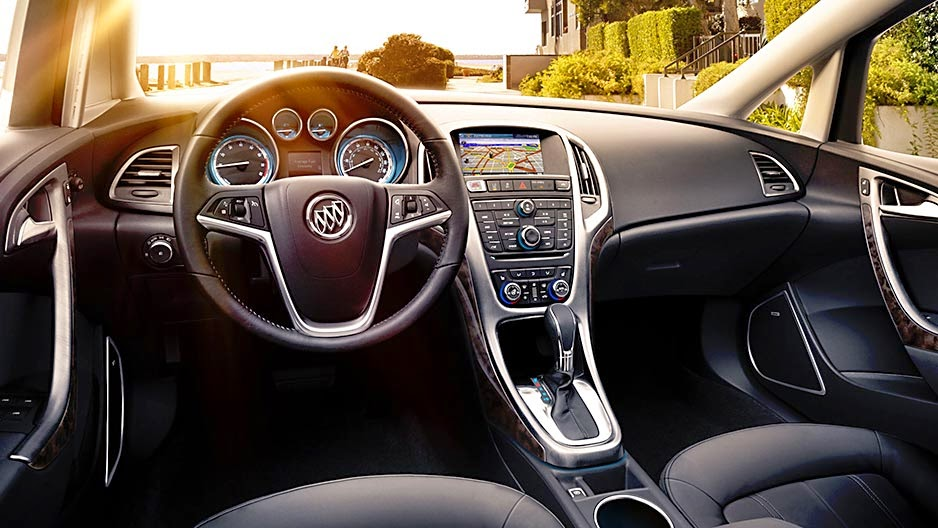 2015 Buick Models Keep You Connected & Safe