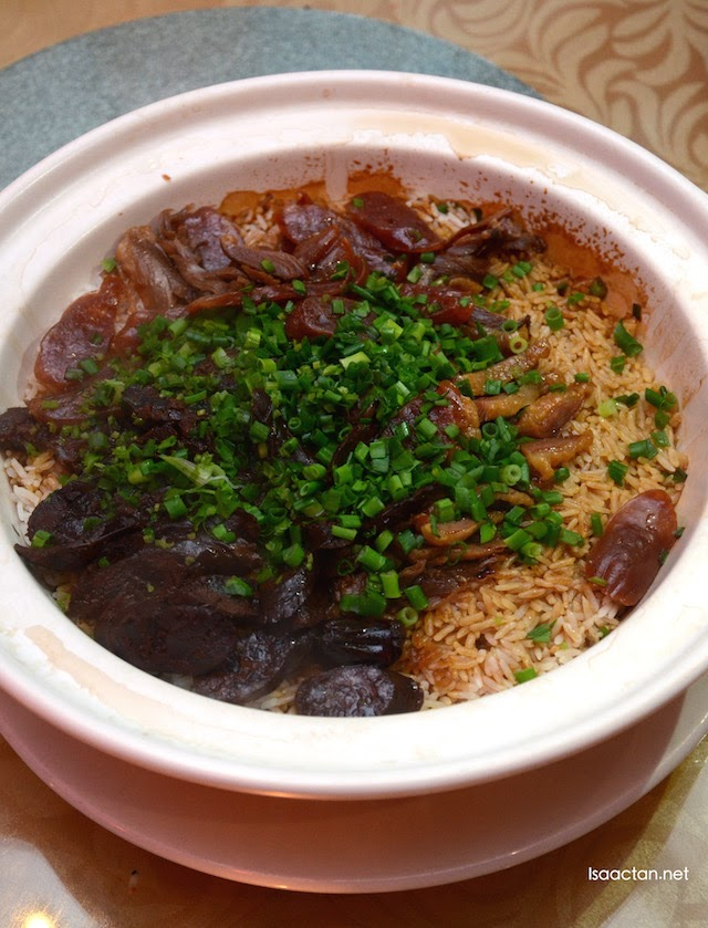 Steamed Glutinous Rice with Assorted Meat
