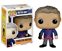 Funko Pop! Twelfth Doctor W/ Spoon (HT)