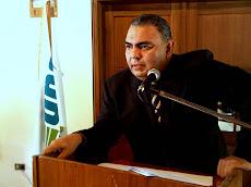 Vicerrector Académico William Nuñez hacia nuevos rumbos