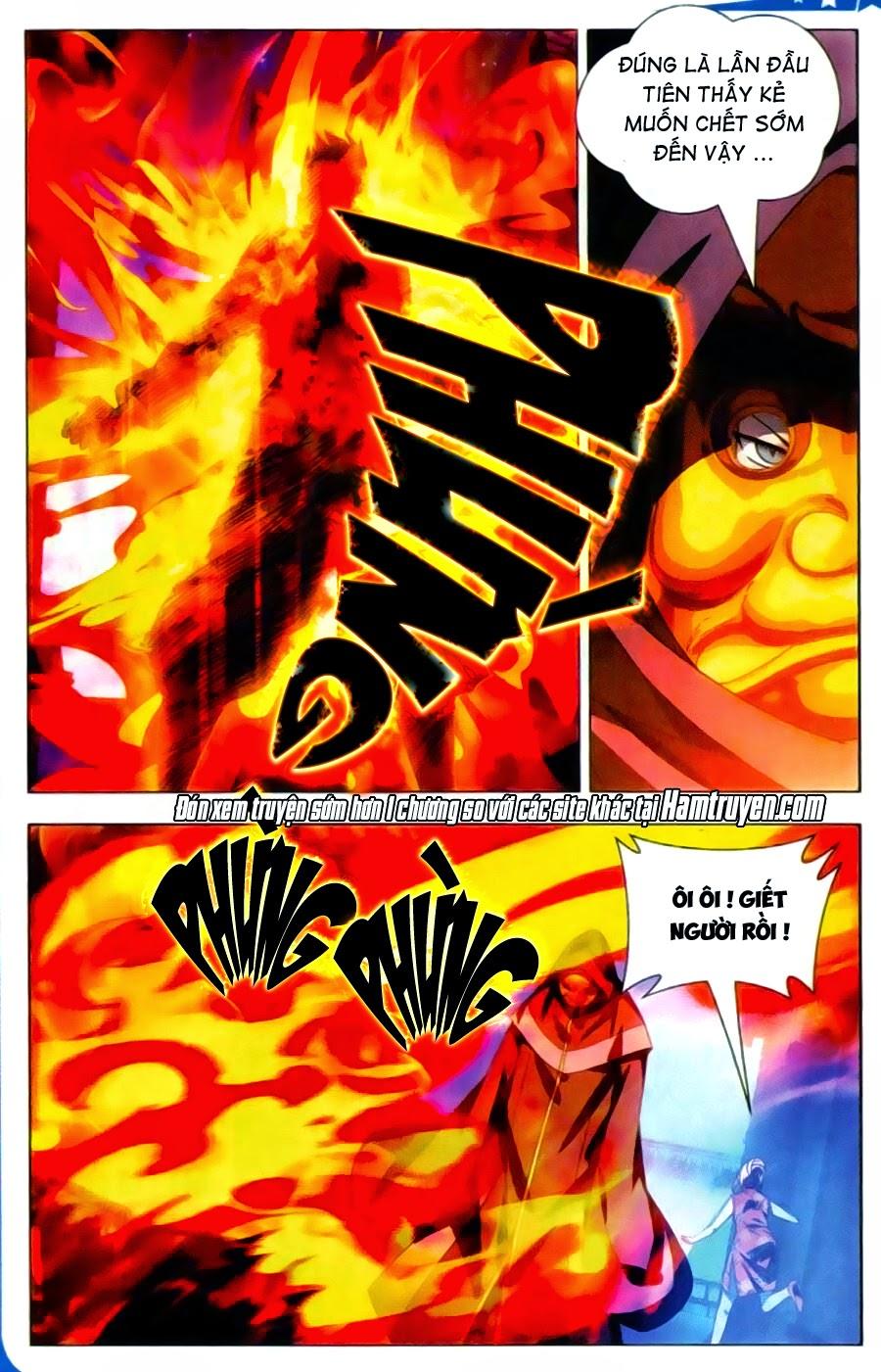 Băng hỏa ma trù trang 19