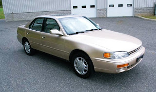 1997 Toyota Camry XLE V6 Specs Review
