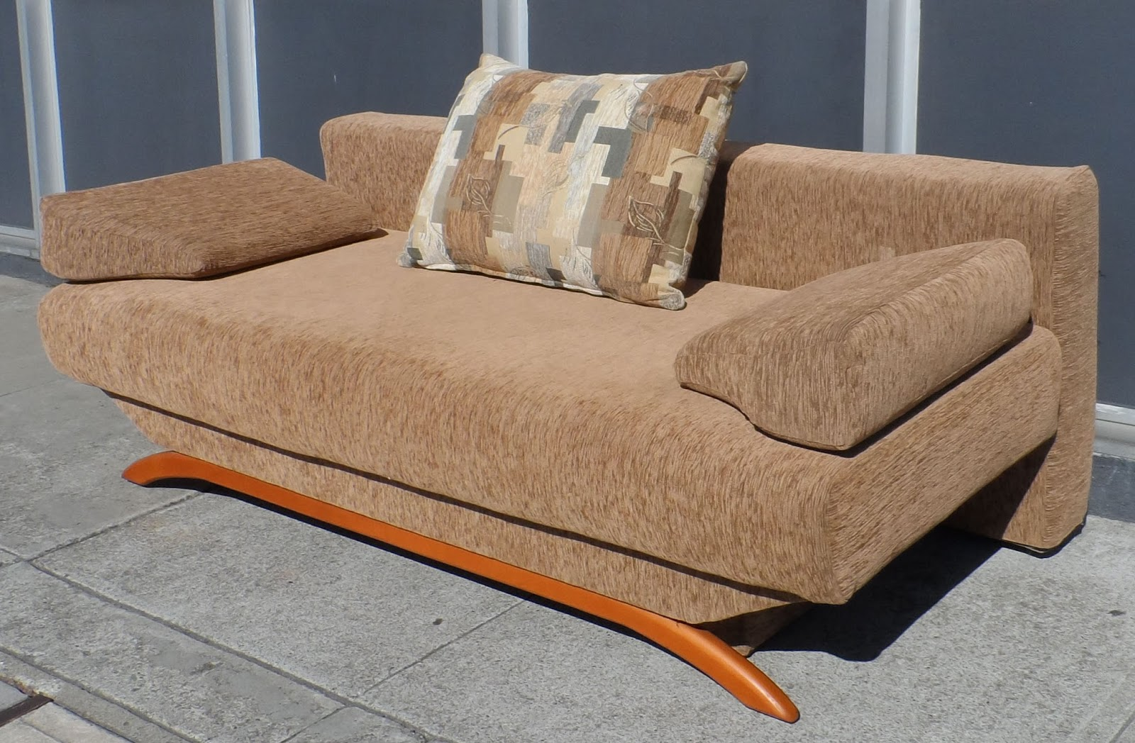 Low Profile Sofas